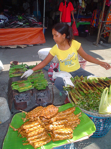 Tupig Vendor