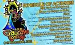 Galicayo Festival Schedule of Activities