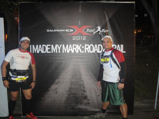 Salomon XTrail Pilipinas 2012