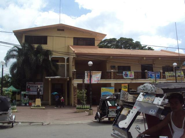 The Manaoag Municipal Hall