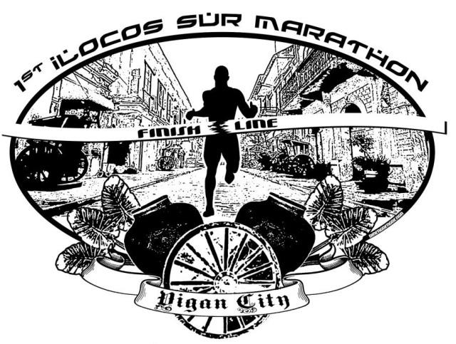 1st Ilocos Sur Marathon - Vigan City