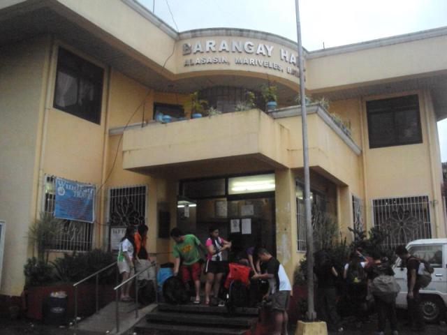 Alas-asin Barangay Hall