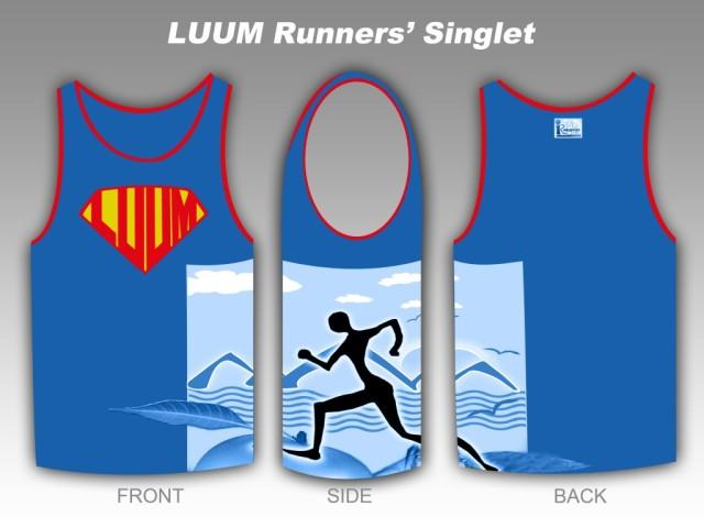 LUUM-2 Singlet Design