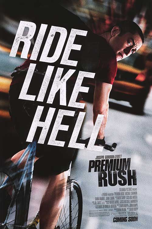 Premium Rush - Ride Like Hell