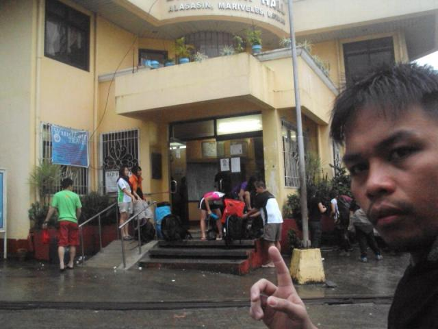 The Barangay Hall & Me
