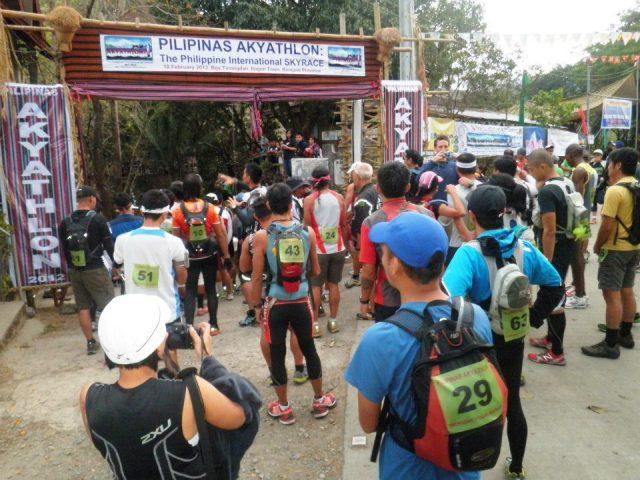 PlLIPINAS AKYATHLON® - The Philippine International SKYRACE™