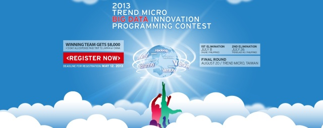 2013 Trend Micro Big Data Innovation Programming Contest