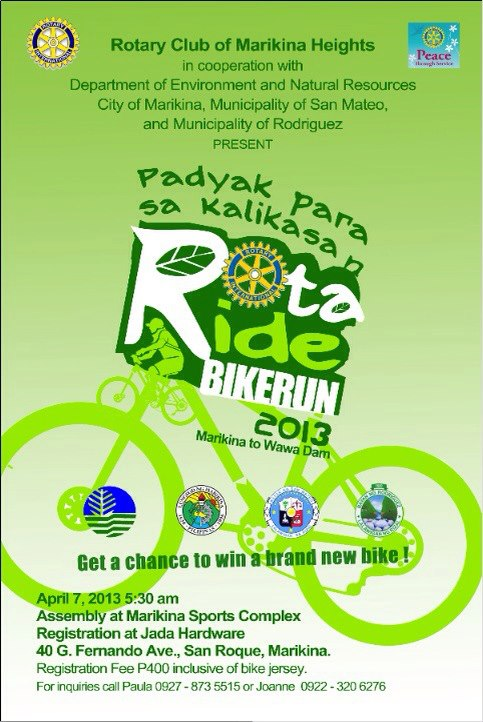 Rota Ride Bike Run 2013
