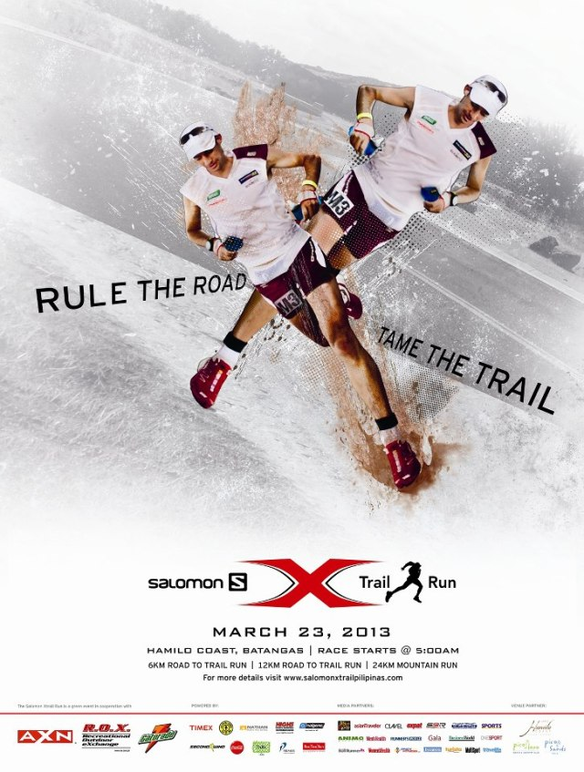 Salomon X-Trail Pilipinas 2013