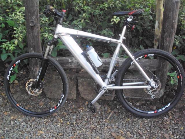 Terrenz (My Hybrid Bike)