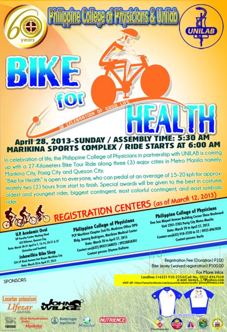 Bike for Health