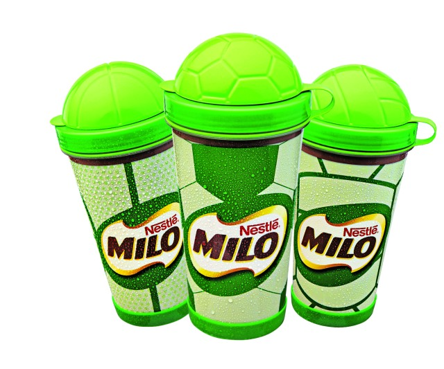 04 MILO Champion Mix Shakers come in 3 cool collectible designs for every kid's favorite sport - basketball, volleyball and soccer.