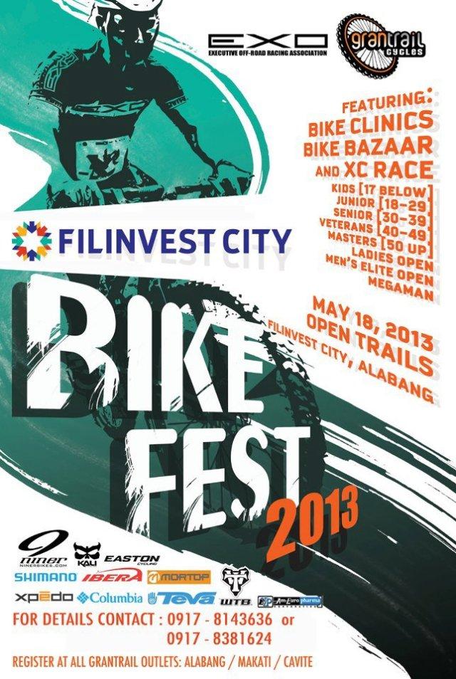 Filinvest City Bike Fest 2013