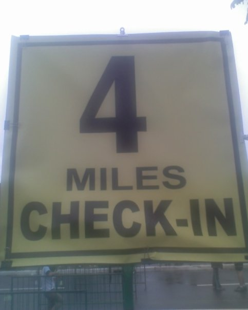 IE8 Run 4 Miles