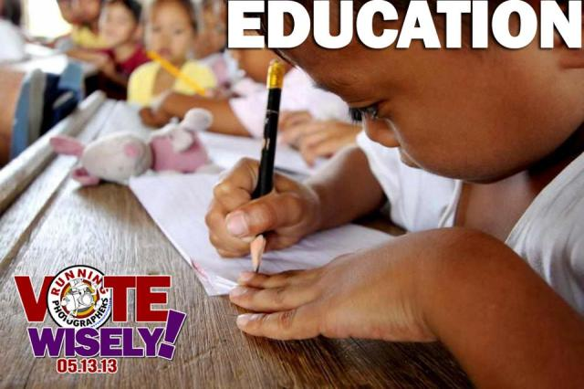Vote Wisely - Education