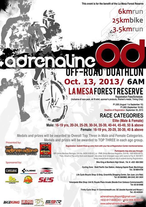 Adrenaline OD 2013
