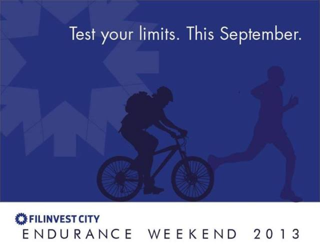 Filinvest Endurance Weekend