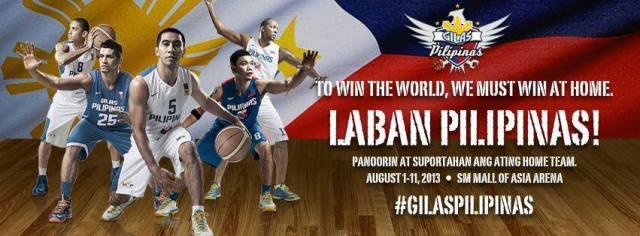Laban Pilipinas - Gilas Pilipinas