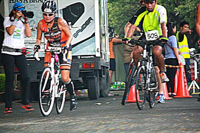 Paolomer in his first Philippine Duathlon Series  (1)