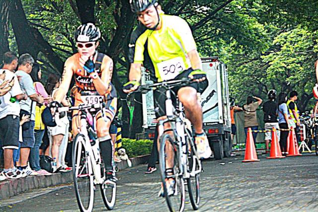 Paolomer in his first Philippine Duathlon Series  (4)