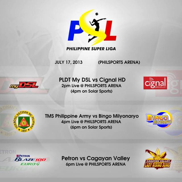 PSL July 17, 2013 Telecast