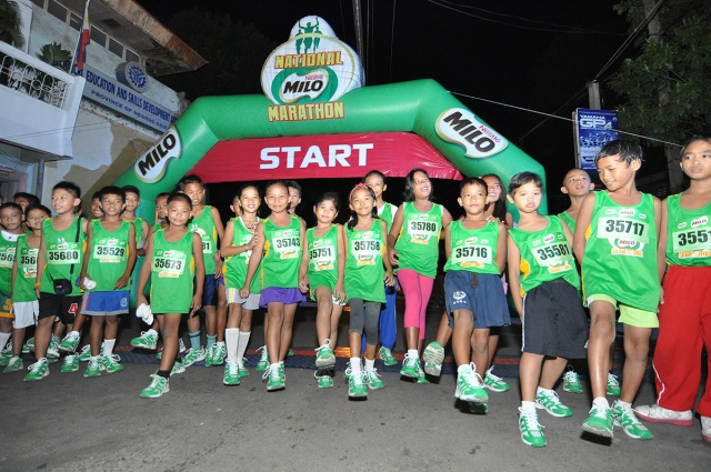 3 - MILO's Help Give Shoes Advocacy aims to deliver bright opportunities by distributing shoes to young Filipino athletes acros