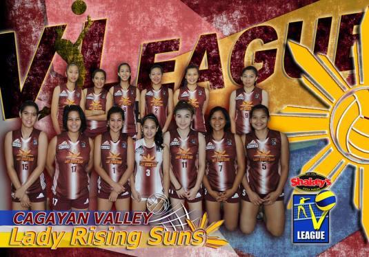 Cagayan Valley Lady Rising Suns