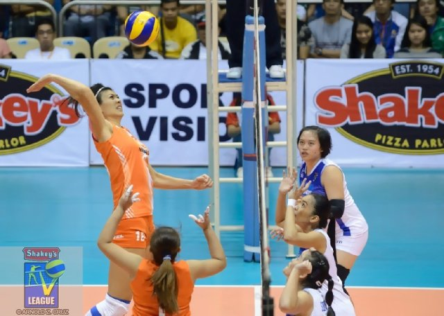 Coco Wang - Meralco Power Spikers