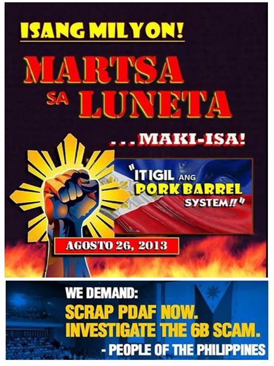 Kalongkong Hiker - Stop Pork Barrel March