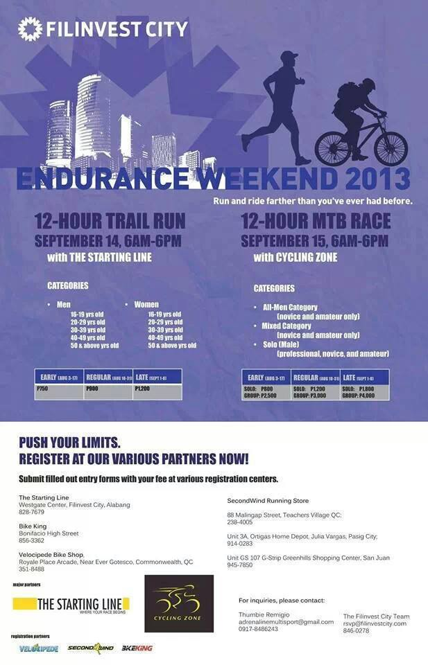 [KalongkongHiker] Endurance Weekend 2013