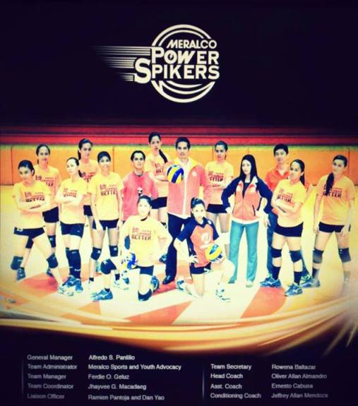 Meralco Power Spikers