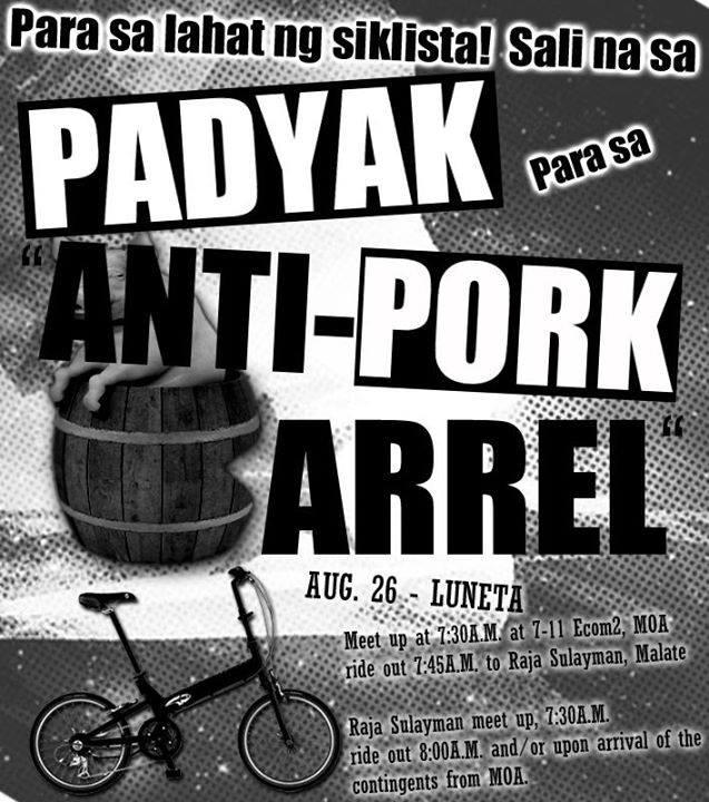 Padyak Anti-Pork Barrel