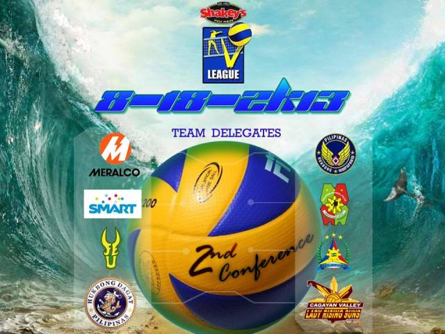 Season 10 - Shakey's V League 2nd Conference