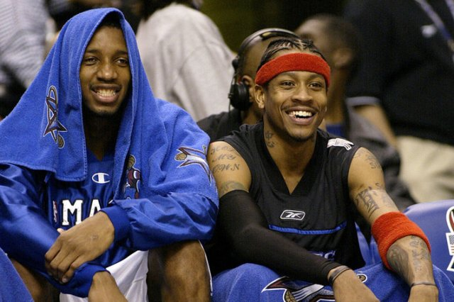 NBA ALL-Star X McGrady