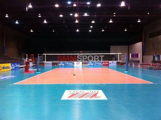 17th AVC - The Mall PH vs IN