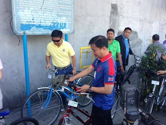Ayala - Magallanes Bike Lane