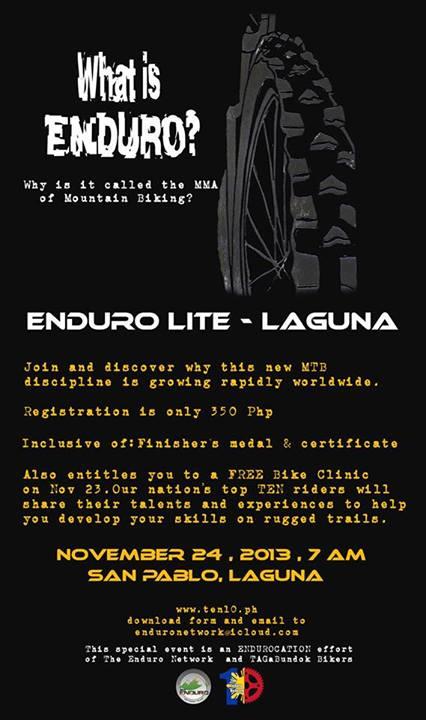 Enduro Lite - Laguna