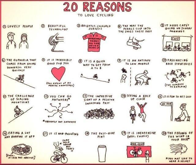 Kalongkong Hiker - 20 Reasons to Love Cycling