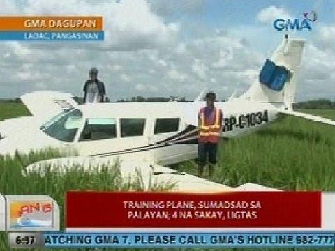 Kalongkong Hiker - Plane Crane in Laoac, Pangasinan