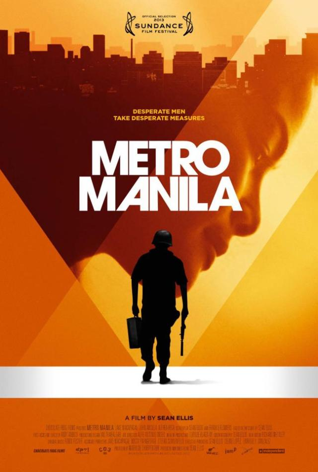 Metro Manila Film