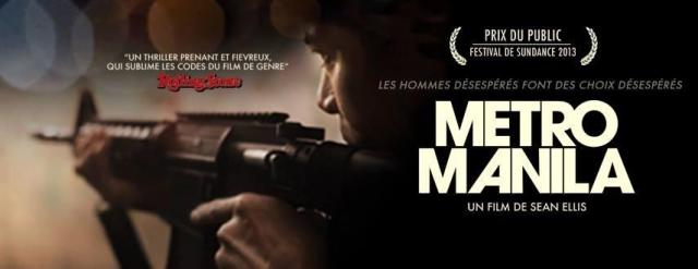 Metro Manila UK Release