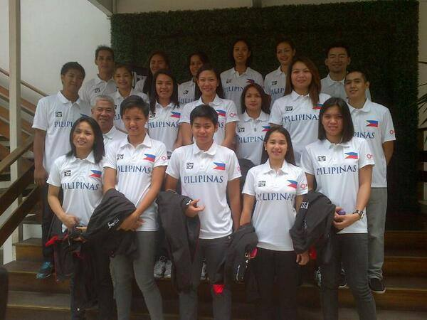 Philippine Bomberinas OneForTheCountry