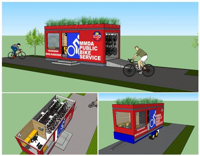 QC Proposed Bike Lanes