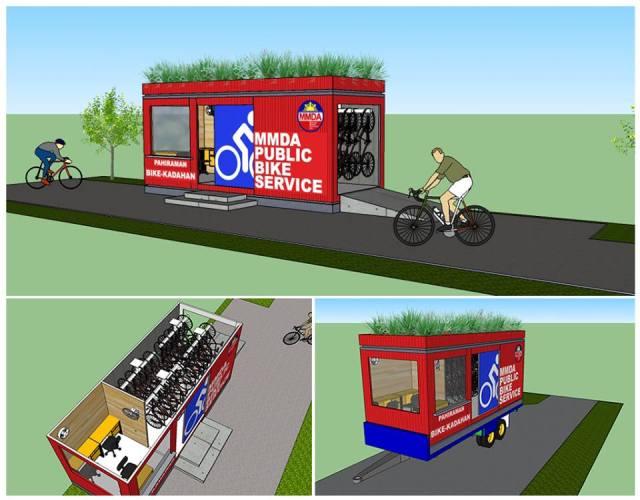 QC Proposed Bike Lanes