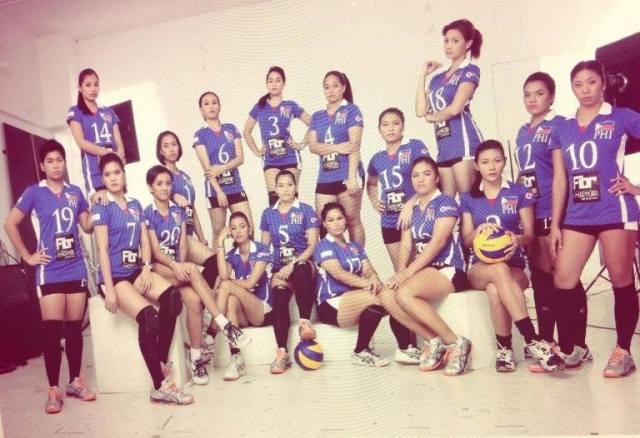 The Philippine Bomberinas