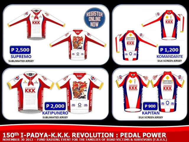150th I-Padya-KKK Revolution - Pedal Power