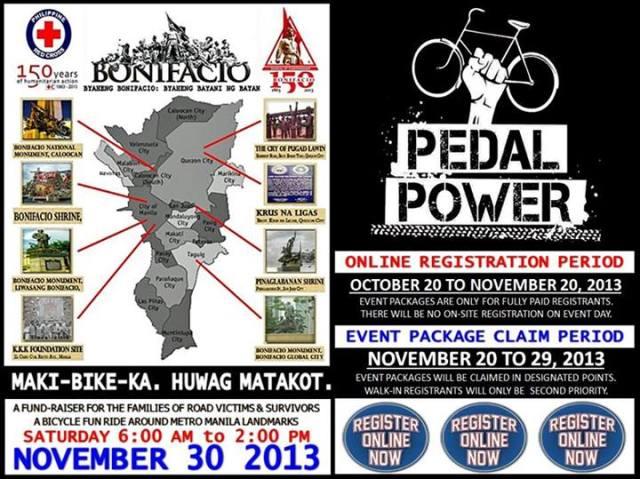 KKK Padyak Bike Event