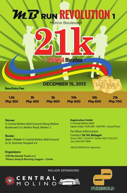 MB Run Revolution 1