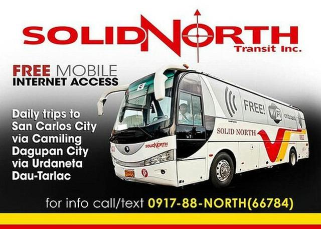 Pangasinan Solid North - Free Mobile Internet Access