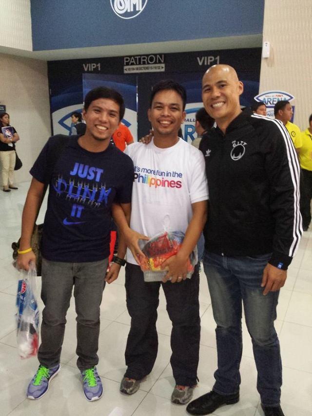 Running Buddies with Rovilson Fernandez